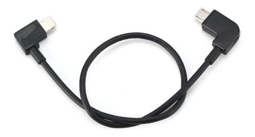 Cable Adaptador Otg Dji Microusb A iPhone/ Usb-c / Microusb