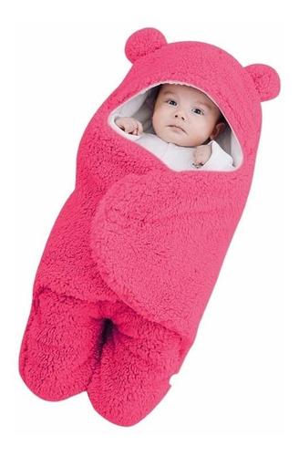 Manta Cobertor En Sleeping Para Bebe Recién Nacido