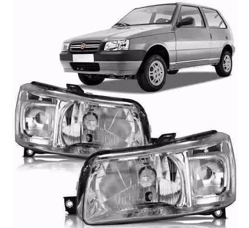 Optica P/ Fiat Uno Fire 2004 2005 2006 2007 2008 2009 10 11
