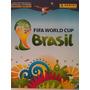 Álbum Figurinhas Copa Mundo Brasil 2014 Falta 58 Capa Dura Original