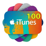 Itunes Apple Gift Card iPhone Mac iPad Código Compra Usd 100