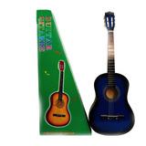 Guitarra Clásica Criolla Española Madera  Mli