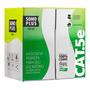 Cabo De Rede Furukawa Cat 5e Caixa 305m Cmx Soho Plus e Original