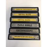 Juego Neo Geo Cartucho Cassette Arcade Usado