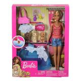 Barbie Familia, Cuidado De Cachorritos