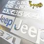 Emblemas Jeep Cherokee 4x4 4x2 3.7 L Camionetas Jeep Wrangler