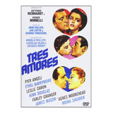 Tres Amores ( The Story Of Three Loves)( Kirk Douglas) Dvd