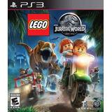Lego Jurassic World Juego Ps3 Original Play 3 + Español
