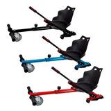 Silla Asiento Para Motor Cart Skate Patineta Electrica Mli