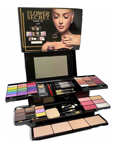 Set De Maquillaje  Profesional Completo
