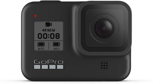 Cámara Gopro Hero 8 Black 4k - Nueva Garantía 1 Año Backupuy