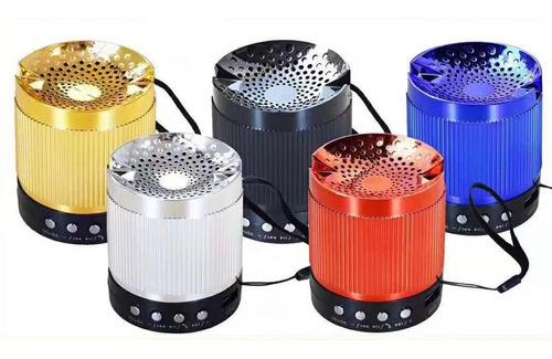 Mini Parlante Con Porta Celular Bluetooth Manos Libres