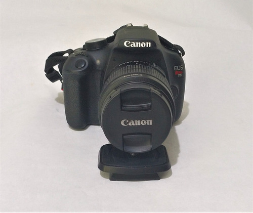 Camara Canon Rebel T5 Reflex Profesional 18mp