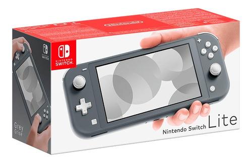 Consola Nintendo Switch Lite Gris - Ccstore