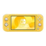 Nintendo Switch Lite 32gb Standard Color Amarillo