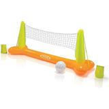 Red Juego Voleibol Y Pelota Inflable Para Alberca