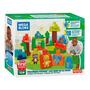 Mega Bloks Amigos Da Floresta 70 Peças Fisher Price Gmb63 Original