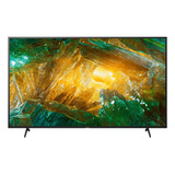 Sony Tv 55'' Xbr-55x805h Led 4k Uhd Con Hdr Android Tv