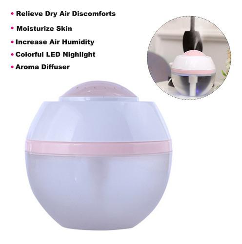 Mini Humidificador De Aire Usb Aroma Difusor De Aceite Esenc