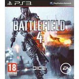 Battlefield 4 Ps3 Digital Original