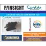Insight 3514 - Garagem Sa - Caixa De Tração Com Motor 7.2v Original