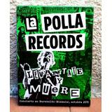 La Polla Records - Levántate Y Muere (nuevo, 2cd+1dvd)