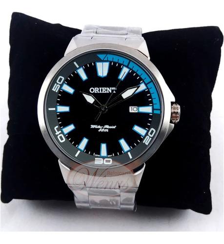 Relógio Pulso Masculino Orient C/ Garantia  Prova D'água 50m