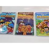 Pack Los Compás N 1 , N 2 Y N 3 Trolliino,minecrack Libro