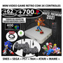 Playstation Retro Multijogos + 700 Jogos Ps1 + Neogeo + Mame Original