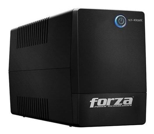 Ups Forza 500va 250w 4 Tomas Nt-502c Cctv Pc Redes Tecnomati