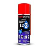 Limpiador De Contactos Electronicos Full Lc-3 150gr 237ml