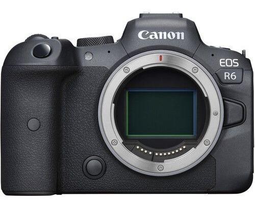 Camara Canon Digital Eos R6 Cuerpo