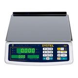Balanza Comercial Digital Systel Clipse 31kg 100v/240v