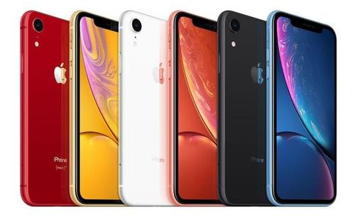 Celular iPhone XR 64gb Sellado - Envió Gratis + Regalo