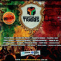 Cd Reggae Encontro Das Tribos - Edição 9 Anos Raridade Original