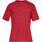 Camiseta Under Armour-ua Siro Rojo