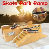 92d Fingerboards Techdeck Skate Park Rampa Pasamanos Parques