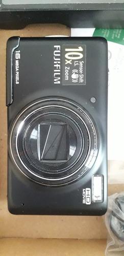 Cámara Digital Fujifilm 16mp 5x Zoom Óptico Con  Bateria.