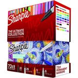 Marcadores Sharpie Permanentes 72 Unidades Nueva Colección