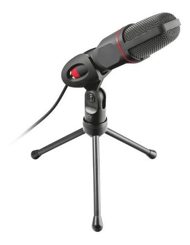 Microfono Trust Gxt 212 Mico 3.5mm Usb