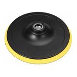 Base Disco Respaldo Con Velcro Para Taladro/pulidora 7