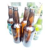 Botella De Cerveza Artesanal 500ml