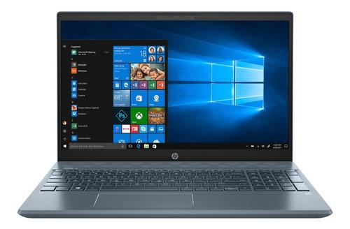 Notebook Hp Amd Ryzen 5 8gb 512gb Ssd W10 15,6´ Fhd Ips