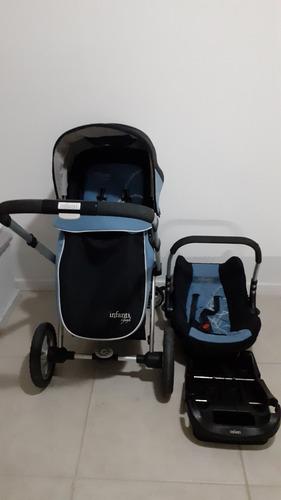 Choche Infanti Epic- Travel System Azul