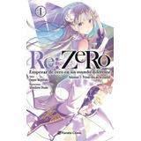 Novela Re Zero Tomo 01 - Planeta