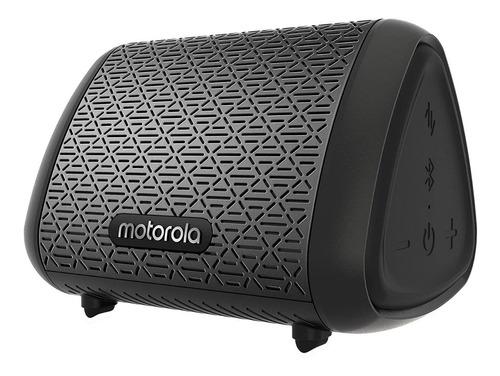 Parlante Motorola Bluetooth Inalámbrico Sonic Sub 240 Tws