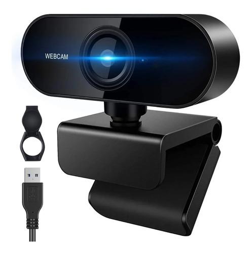 Cámara Web Full Hd 1080p Usb Con Micrófono