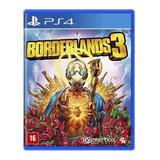 Borderlands 3 2k Games Ps4 Físico
