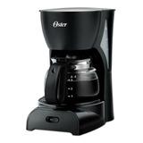 Cafetera Oster Bvstdcdr5 Semi Automático Negra De Goteo 127v