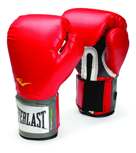 Guantes Box Everlast Pro Style- 14 Onzas